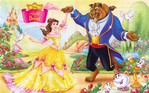 disney wallpaper beauty and the beast disney princess images princess belle hd wallpaper and