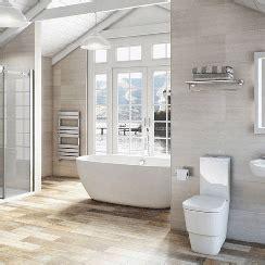 Traditional Bathroom Floor Tile wood effect tiles tiles direct