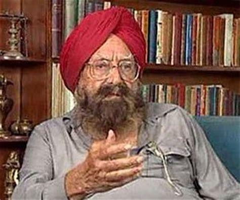 Biography Of English Writer Khushwant Singh | khushwant singh biography childhood life achievements