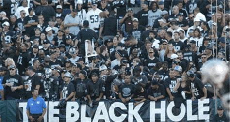 raiders black hole section oakland stadium black hole page 4 pics about space