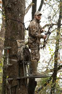 Are your treestands ready for deer season or still sitting in the