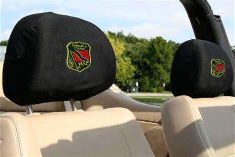 Gear Blk Kc R New 35t island headrest covers headrest covers