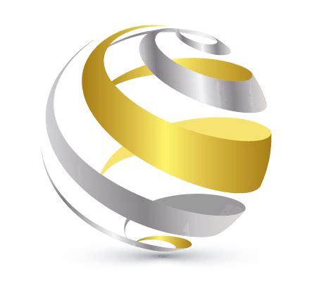 free logo design globe 00167 abstract spiral globe logo design free online