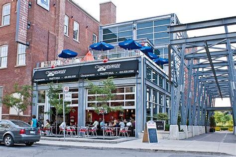 Images Of Restaurants With Garage Door Patios Toronto Restaurant Garage Doors