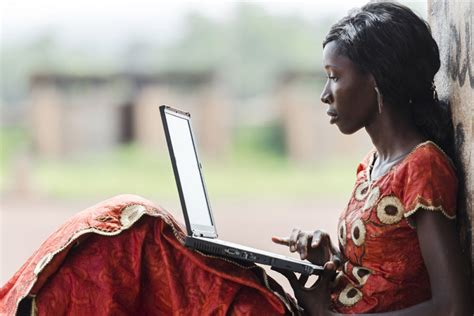 africas information revolution rhetoric  reality