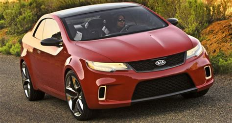 Www Kias New Spectra Will Spawn Kia S Coupe Model