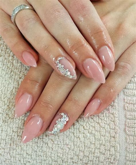 Beige Nägel by Gel Nails Gel Nails Beige Nail Nails