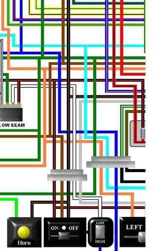 honda fireblade cbr900rr wiring diagram honda vt600 shadow