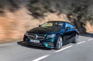 Mercedes E 400 2018 Mercedes E400 4matic Coupe Drive Review