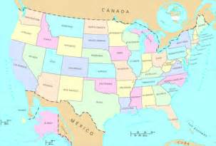 us map with landforms labeled children s us states xoax net tutorials