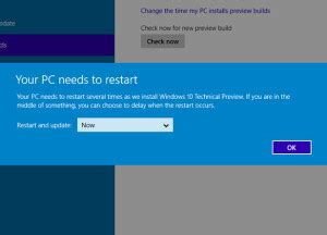 installing windows 10 technical preview build 9926 part 1 installing windows 10 technical preview build 9926 part 2