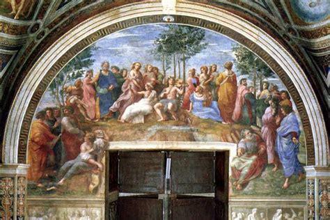 biography italian renaissance artist raphael the renaissance artist raphae sl vatican works