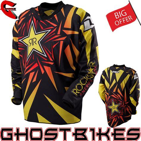 energy motocross jersey one industries 2013 carbon rockstar energy mx shirt top