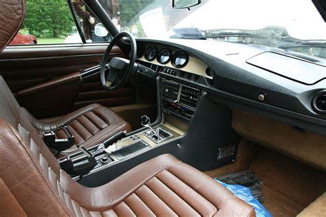 Fiat 500 Upholstery Car Design Classic Brown Interiors Mick Ricereto