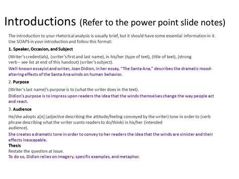 rhetorical analysis outline template introduction of rhetorical analysis essay rhetorical