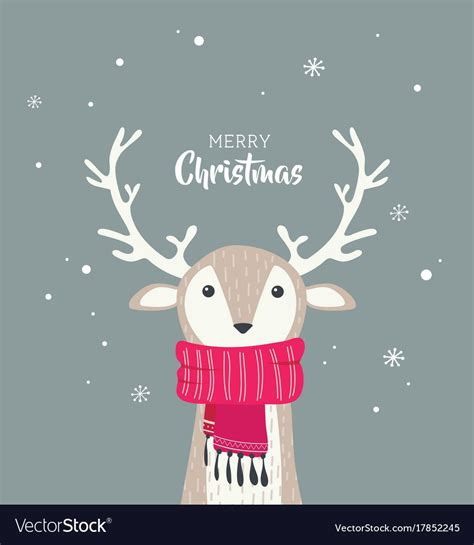 merry christmas card cute cyberuse