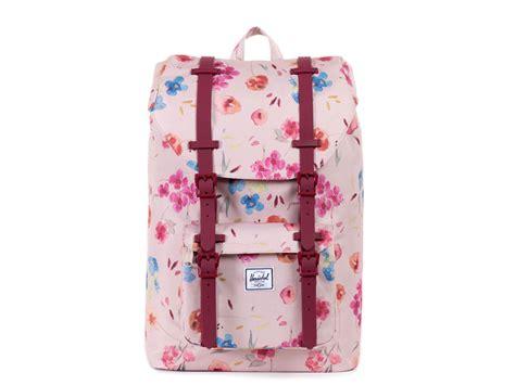 Tas Herschel America Mid Volume Backpack 1 herschel america m rugzak ruby 13 quot laptoptas