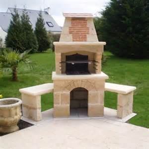 Amazing Fabriquer Un Barbecue En Pierre #8: P-barbecue-deux-banquettes-copees-biller1.jpg