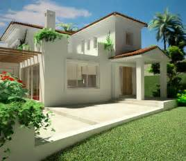 Villa Design by New Home Designs Latest Modern Villa Designs