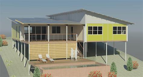 beach house designs  sloping blocks