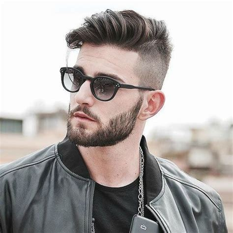 undercut comb haircut best 25 undercut beard ideas on pinterest undercut with