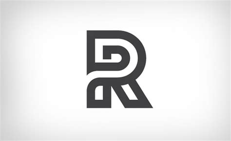 r logo design images 20 modern letter styles in alphabet logo designs for