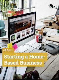 starting a home design business home based business checklist free download bplans