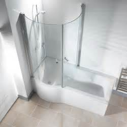 galaxia right standard bath and panel premier