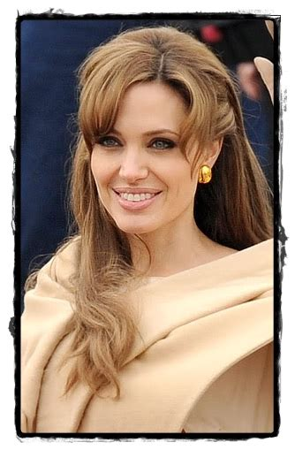 Angelina Jolie the Tourist Hair Tutorial for Formal Occasion