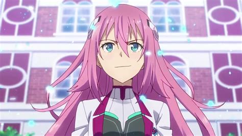 anime genre war the asterisk war opening animation released vita player