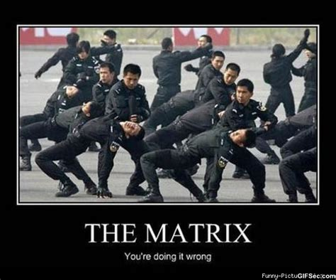 The Matrix Meme - funny matrix memes