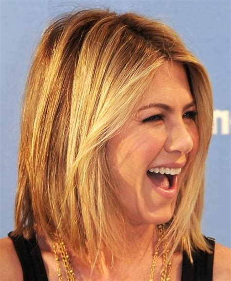 medium haircuts aniston 15 photo of aniston layered bob hairstyles