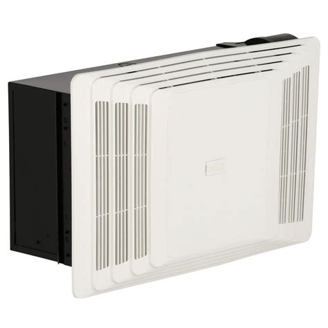 broan bathroom ceiling heater broan 70 cfm ceiling exhaust bath fan with heater 658