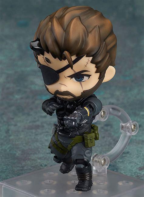 nendoroid venom snake sneaking suit version gets new