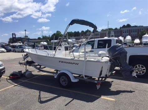 center console boats for sale in maine triumph 170 center console boats for sale in maine