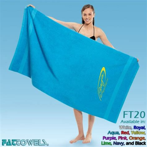 baja boats logo font baja beach towel ft20 custom order approximately 10