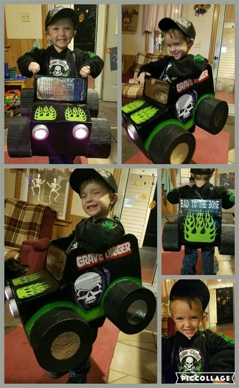 grave digger costume truck best 25 truck costume ideas on