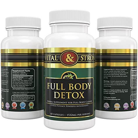 Strong Detox Cleanse by Vital Strong Master Detox Cleanse Mydetoxing