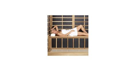 what s the difference between a sauna and a steam room the differences between infrared saunas and traditional saunas popsugar fitness
