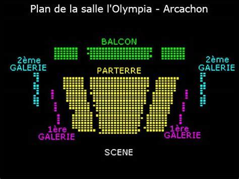 Olympia Plan Salle