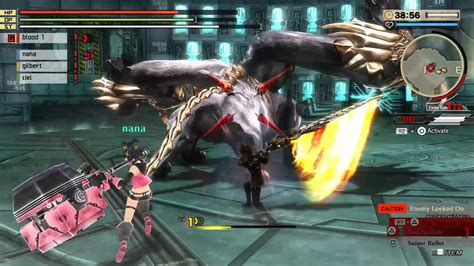 god eater 2 e3 2016 screenshots revealed for god eater resurrection