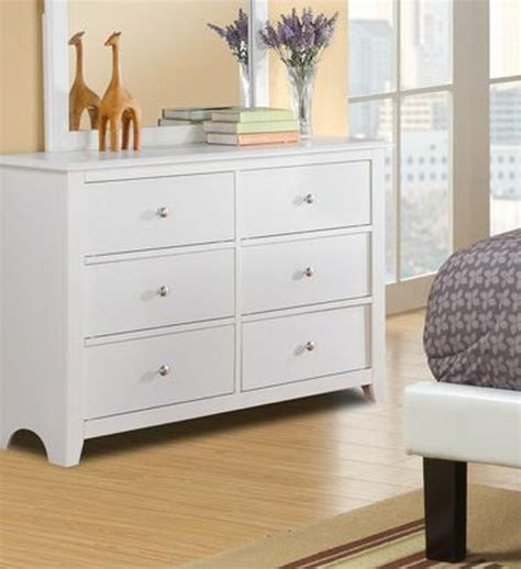 white and brown wood dresser simple white wooden dresser design ideas home furniture