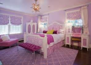 Pink white purple girls room taylor s new room