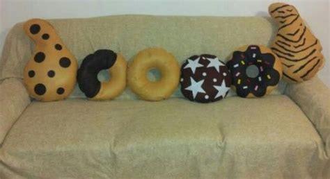 cuscino biscotti cuscini a forma di biscotto artesanum
