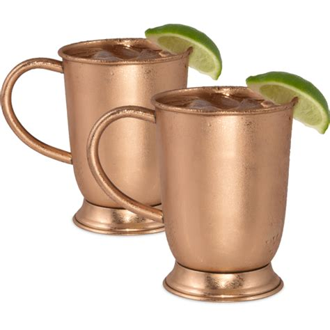 2-for-Tuesday: Copper Moscow Mule Mugs