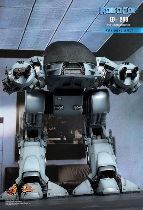 Toys Ht Robocop Ed209 Misb New Last Stock Toys Mms204 Robocop Ed 209 Sale