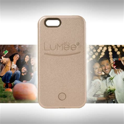 Lumee Light Iphone 5 5s lumee iphone 5s 5 selfie light gold