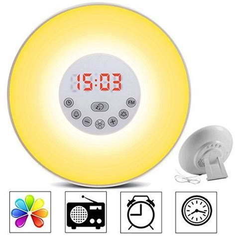 the 10 best up light therapy alarm clocks of 2019 adhd