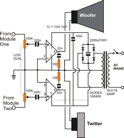 outstanding home theater system circuit