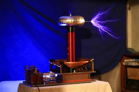 Theory Of Tesla Coil The Hyperion Tesla Coil Introduction And Overview